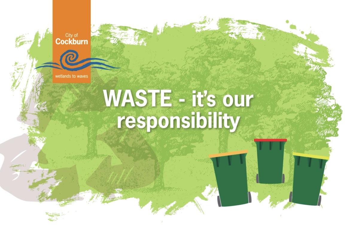 Waste – it's our responsibility